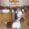Madera District Fair: Senior Champion Doe to WRR Emma and Allison O'Neal. Judge: Matt Perkins